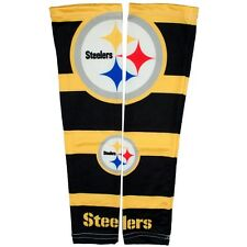 Pittsburgh Steelers Strong Arm Sleeve [NEW] NFL Clothes Fan Dress Stretch