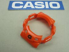 Genuine Casio G-Shock Gulfman G-9100R G-9100R-4 watch case cover bezel orange