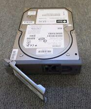 Sun Microsystems X5243A 36GB 10K SCSI Disk 540-4520 / 390-0065 W/ Spud bracket