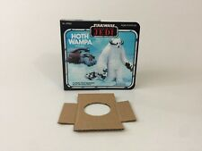 Remplacement Vintage Star Wars Revenge of the Jedi prototype Wampa Box + inserts
