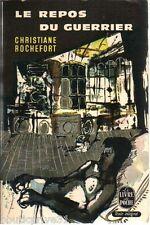 Livre de poche de 1968 -Le repos du guerrier - Christiane Rochefort