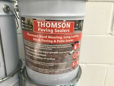 More details for  wet look driveway sealer block paving -patio sealant 20ltrs (hard wearing)