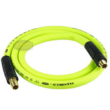 Flexzilla 12 X 6 Ft Air Hose Whip With 38 Mnpt Swivel Hfz1206yw3s