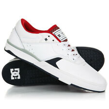 DC SHOES TIAGO S MEN SIZE 10.5 NEW IN BOX COLOR WHITE/RED/NAVY BLUE