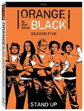 ORANGE IS THE NEW BLACK Fifth Season New, Free Shipping