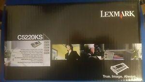 LEXMARK / C5220KS / BLACK / C522 / C524 / C530 etc. / 734646396660 / MwSt. ausw.