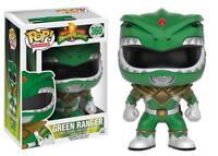 "New Pop TV: Power Rangers - Green Ranger 3.75"" Funko Vinyl COLLECTIBLE"