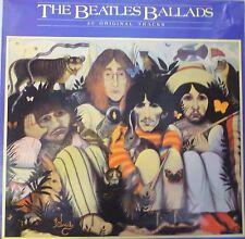 "THE BEATLES BALLADS 12"" LP Vinyl Record EMI Australia Play. 1005"