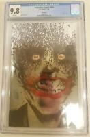 Detective Comics #880 CGC 9.8 Virgin Foil Variant Classic Jock Joker Cover DC