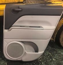 JEEP PATRIOT 2.0 CRD 2007-2010 OS DRIVERSIDE RIGHT REAR DOOR CARD