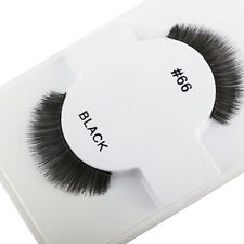1 pair NEW False Eyelashes Showgirl Drag Queen Cross Dresser Eye Makeup Beauty