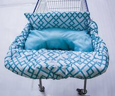 Premium Quality Supportive 2-in-1 Baby Shopping Cart Cover & High Chair Cover wi