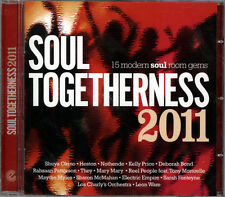 "SOUL TOGETHERNESS 2011  ""15 MODERN SOUL ROOM GEMS"""