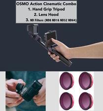 PGYTech DJI OSMO Action Camera Cinematic Combo Tripod + Lens Hood +ND Filter SET