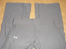 UNDER ARMOUR COLD GEAR PANTS GRAY WOMEN'S S *FREE SHIP*