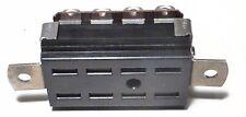 Connecteur dynamotor DM37,DM35 8 pins femelles Jones US NOS NIB CINCH MFG
