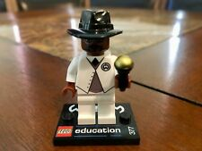LEGO WILL I AM MINIFIGURE WILL.I.AM 377/400 EXTREMELY RARE!
