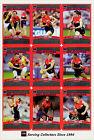 2010 AFL Teamcoach Trading Card Prize Card Team Set Melbourne (11)