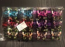 24 Pcs Korean Fashion Women Colorful Butterfly Hair Claw Clips US Seller
