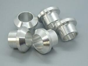 5 Pièce Aluminium Kegelförmig Transition 1/2 Climatiseurs O Ring Réduction