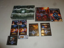 BOXED PC GAME SET STARCRAFT II WINGS  LIBERTY COLLECTORS EDITION ART BOOK COMIC