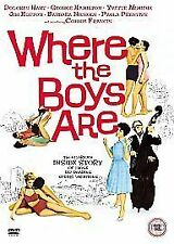 Where The Boys Are (DVD, 2004) - CONNIE FRANCIS - UK RELEASE