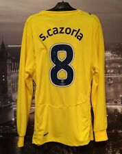 Camiseta Santi Cazorla Villarreal version champions league