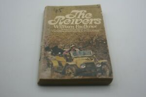 The Reivers by William Faulkner 1962 Paperback