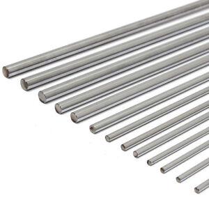 300-600mm 5~12mm Linear Optical Axis Steel Bearing Cylinder Rail Drive Shaft 2J