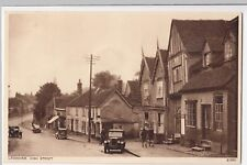 Suffolk; Lavenham, High St From Outside Black Lion PPC, Unposted, By Photochrom