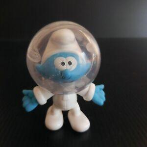 Schtroumpf cosmonaute astronaute 2018 PEYO figurine jouet MCDONALD'S N5835
