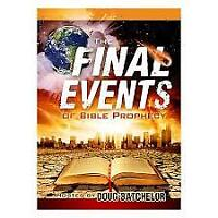 The Final Events of Bible Prophecy DVD Doug Batchelor DOCUMENTARY END OF DAYS