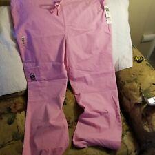 Medical Scrub Pants - 2Xl - Nfl - Cancer Awareness Pink - Nwt