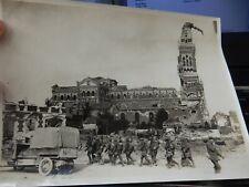 More details for ww1  press photograph  original   the albert church & [falling] madonna 20/14cm