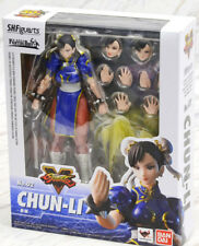 Authentic Chun Li Action Figure Street Fighter S.H Figuarts Capcom Bandai New