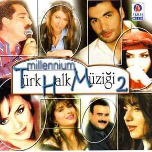 Millennium Türk Halk Müzigi 2 Türkisch Fantasie & Arabesk Musik