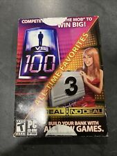 UPC 755142721534 product image for Deal Or No Deal & 100 vs the mob 2 For 1 Interactive DVD Games NEW | upcitemdb.com