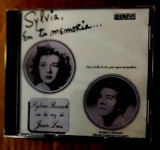 LA MUSICA DE SYLVIA REXACH EN LA VOZ DE JUAN LUIS VOL.2-  EN TU MEMORIA - CD