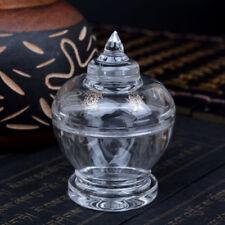 Buddha Tibet Tibetan  Buddhist Mikky Crystal Stupa Tower Nectar Pills Sarira