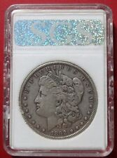 "1892  MORGAN SILVER DOLLAR, ""Scarce"" Philadelphia Mint, EF Condition, NICE COIN"