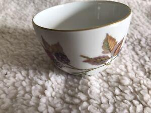 Royal Worcester Evesham Gold Sugar Bowl