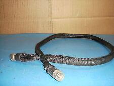 3 Feet  Black  Flex Cable 5 pin Tnc