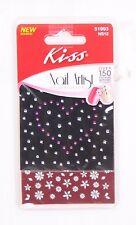 Kiss Nail Artist Rhinestones Stickers