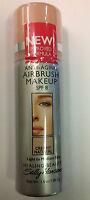 Sally Hansen Anti Aging Airbrush Makeup ( CREAMY NATURAL ) LIGHT TO MEDIUM SKIN.