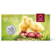Österreich 2019 1 oz Silber – Wiener Philharmoniker Vienne/Auflage von Oster-