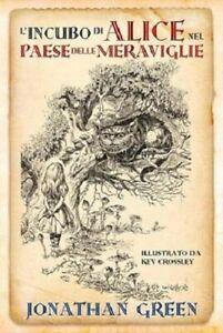 L'Incubo di Alice nel Paese delle Meraviglie Ed Limitata Librogame Libro Game
