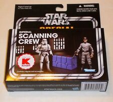 STAR WARS IMPERIAL SCANNING CREW SET THE VINTAGE COLLECTION KMART EXCLUSIVE VC
