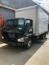 2007 Gmc W5500 / Isuzu Npr Hd 16 Feet Box Truck with Aluminum Lift Gate