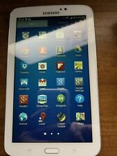Samsung Galaxy Tab 3, White Sprint 4G LTE, WiFi 16GB IN OUTSTANDING CONDITION!