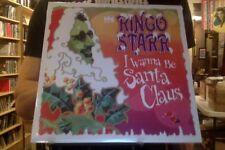 Ringo Starr I Wanna Be Santa Claus LP sealed vinyl